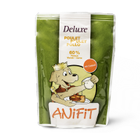 Hundefutter Poulet in Pouch 300g