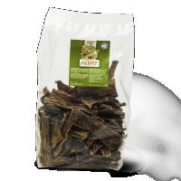 Kausnack für Hunde Trockenfleisch Rind BARF 200g